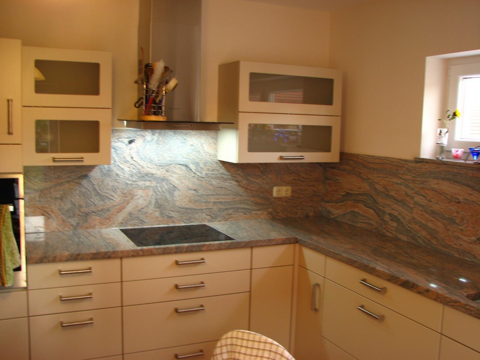 Bild - Arbeitsplatte Granit/ Naturstein für Küche in ...