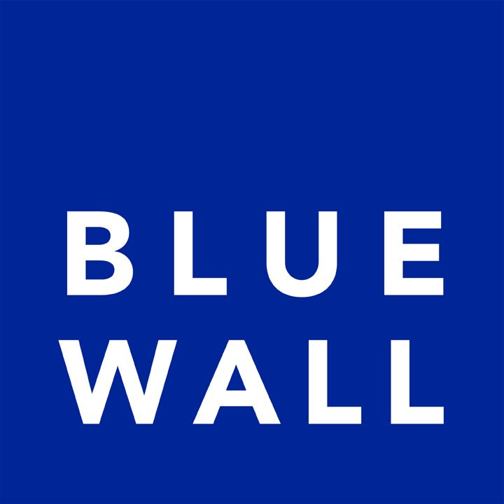 Bild blue wall design gmbh logo for Burodesign gmbh logo