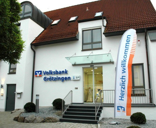 Volksbank Grötzingen