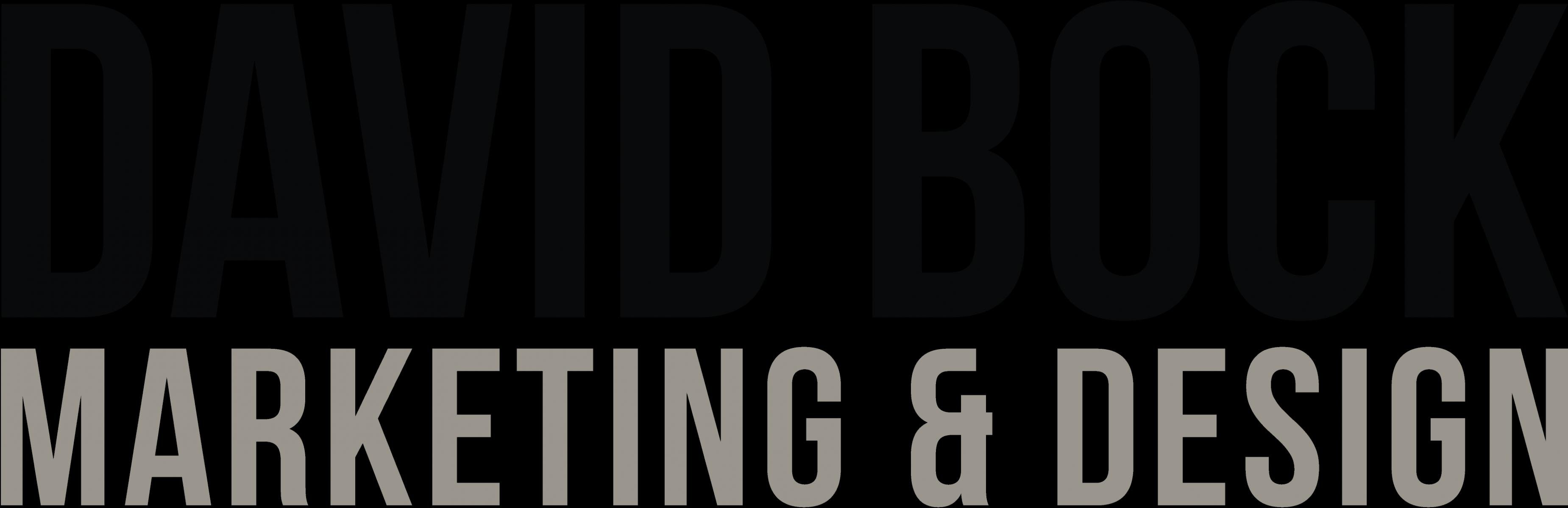 David Bock Marketing & Design Logo