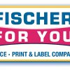 FISCHER FOR YOU WEST GMBH   Office Print & Label Company Logo