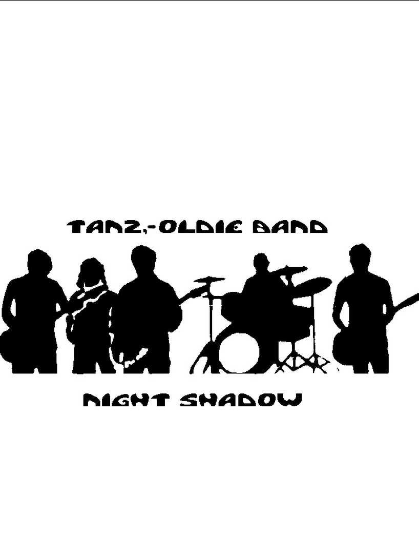 Live Band Night-Shadow Logo
