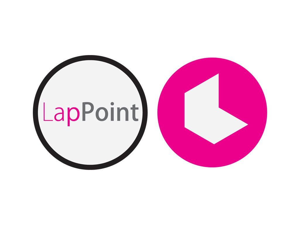 "Logo ""LapPoint\"""