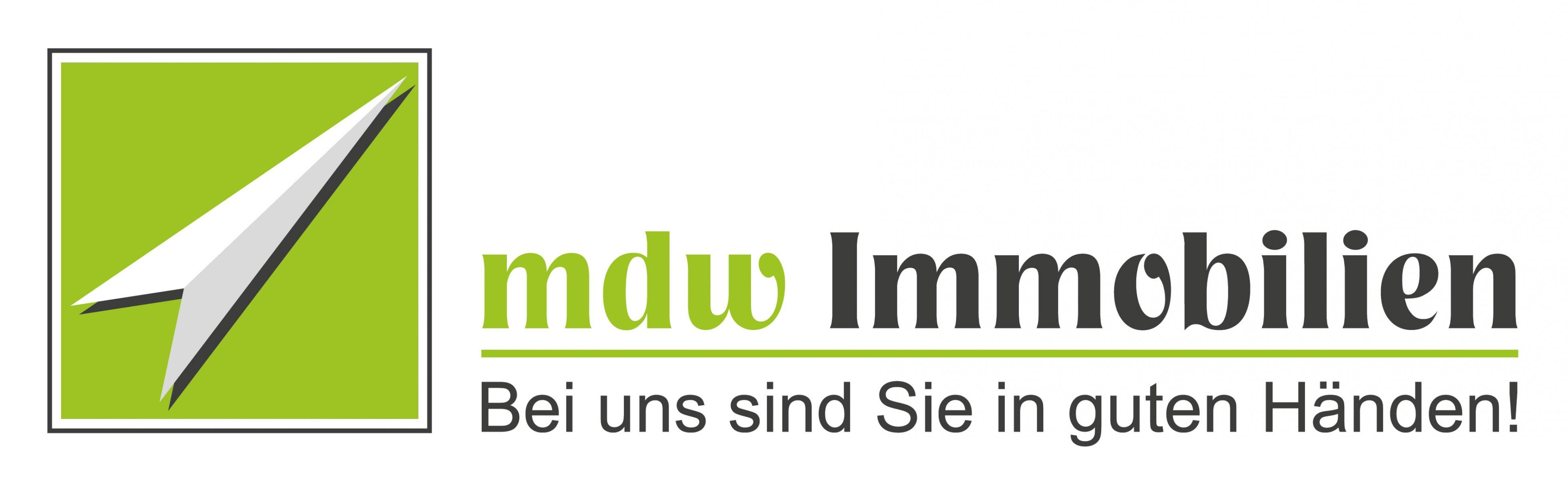 mdw-immobilien Logo
