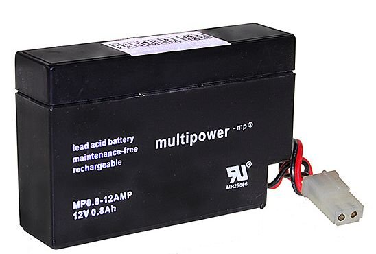 MP0,8-12AMP Multipower
