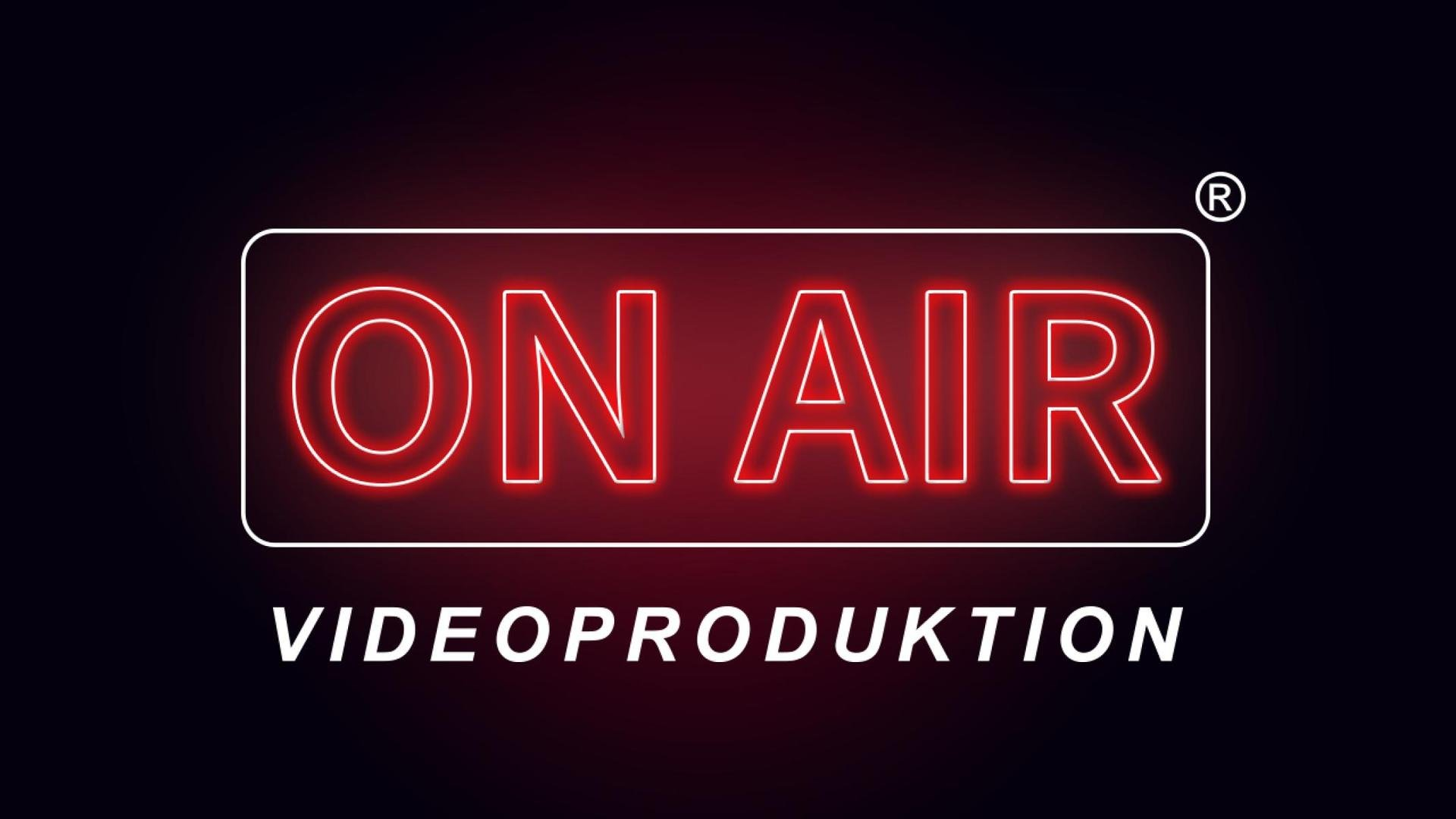 ON AIR Videoproduktion Logo