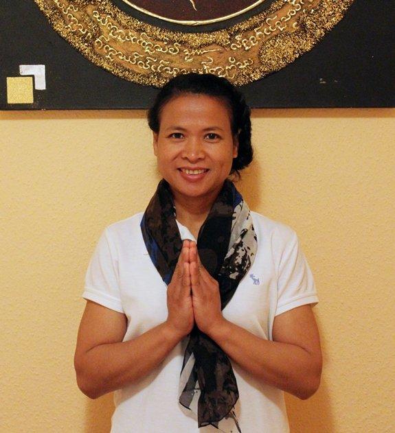 Nuernberg thai massage Blumen Thai