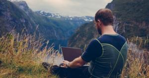 Digitale Nomaden: globales Leben und Arbeiten