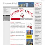fromberger-hopf-systembau