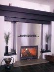 kaminkassetten. Black Bedroom Furniture Sets. Home Design Ideas