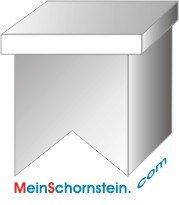 1a schornsteinverkleidung in koberg auf marktplatz. Black Bedroom Furniture Sets. Home Design Ideas