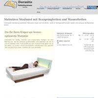 dormito wasserbetten gmbh in alte richtenberger str 7. Black Bedroom Furniture Sets. Home Design Ideas