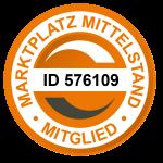 Mitglied im Marktplatz Mittelstand (ID: 576109)